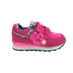 DISNEY MINNIE TROPICAL VELCRO FUCSIA - comprar online