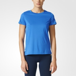 ADIDAS REMERA CORE CHILL W AZUL en internet