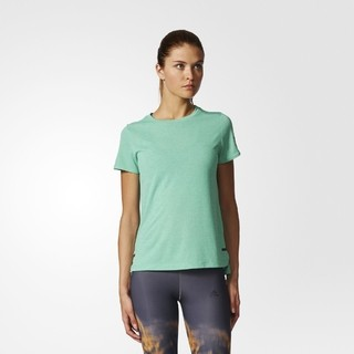 ADIDAS REMERA CORE CHILL W VERDE AQUA en internet