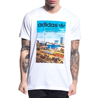 ADIDAS REM MC GRAP PHOTO T 1 BCO - comprar online