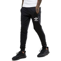 ADIDAS PANT 3STRIPED FT NEGRO - comprar online