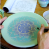 "WorkShop ""Engobes y Esgrafiados""  14/03 -  MANDALAS en internet"