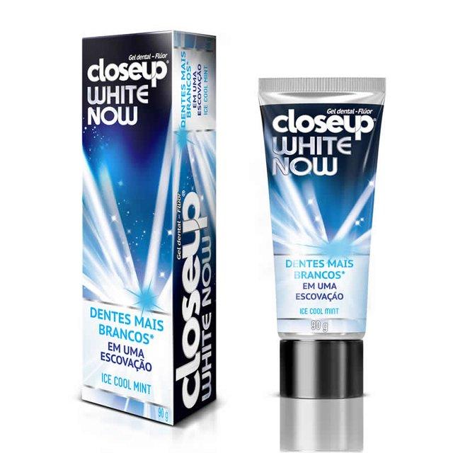 Creme Dental Tradicional Sorriso 180g Dentes Brancos Com Fluor