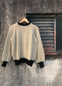 Sweater Compartir Beige