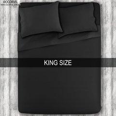 Black Sheet Set, King