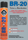 Adhesivo All Bond Reposicionable al solvente BR20