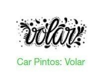 Sello Car Pintos Volar MD en internet