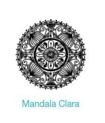 Sello Mandala Clara GR (set ch) en internet