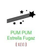 Sello PUM PUM Estrella Fugaz MD en internet
