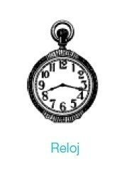 Sello Reloj GR en internet