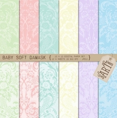 CAC - Paper Damask Baby Soft