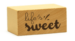 Sello Life´s Sweet MD - comprar online