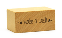 Sello Make a wish MD - comprar online