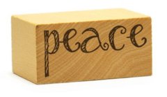 Sello Peace Palabras MD - comprar online