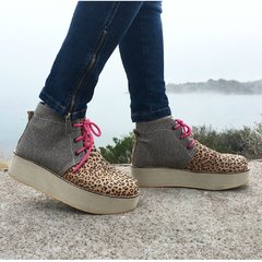 BOTAS CHINA ANIMAL PRINT - comprar online