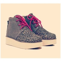 BOTAS CHINA ANIMAL PRINT - Alfonsina MultiStore
