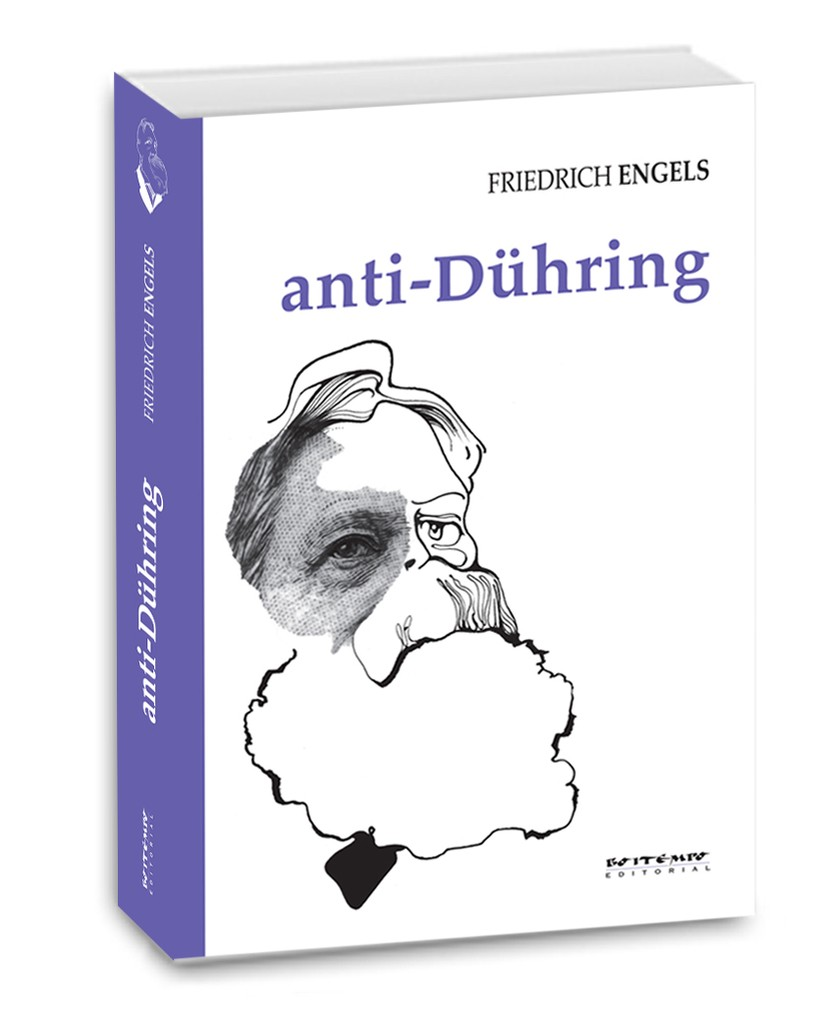 ANTI-DUHRING - FRIEDRICH ENGELS