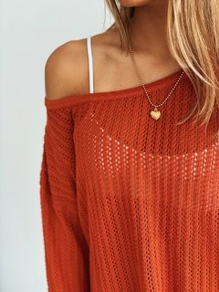 Sweater Fest - Terracota - buy online