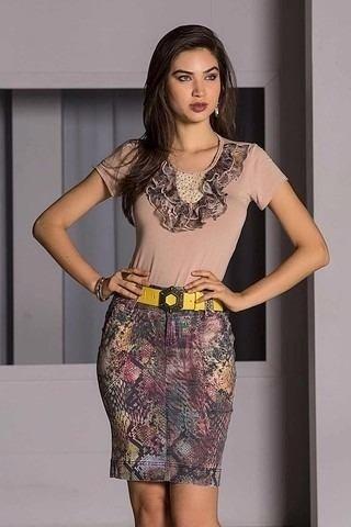 16a811eb19 Compre online produtos de Linda Luz Moda Evangélica