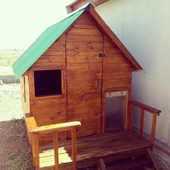 "CASITA ""DOG"" - SUPER CASITA PARA MASCOTAS"