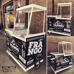CARRITO FOODTRUCK para Mercado del Patio