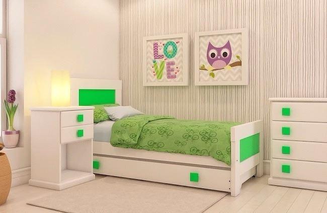 Juego de dormitorio infantil orso for Juego de dormitorio infantil