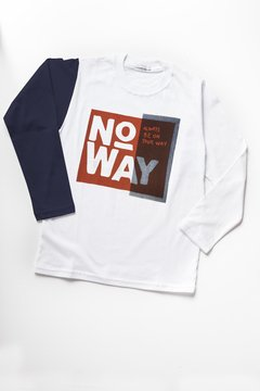 Remera No Way