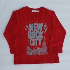 REMERA NEW ROCK CITY