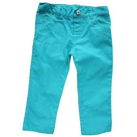 Pantalon V Pop Color