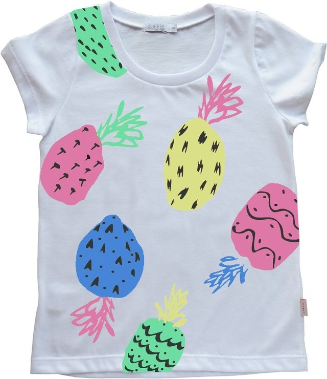 Remera Anana Multicolor