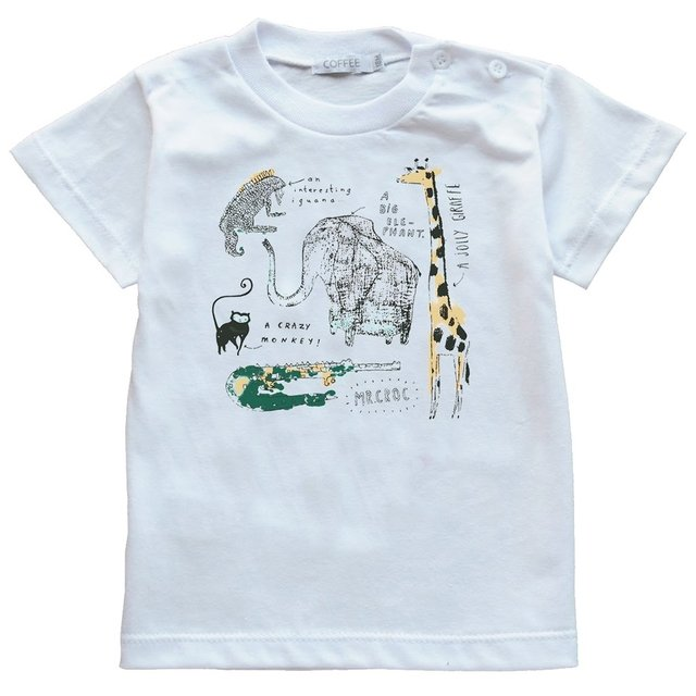 Remera Animals