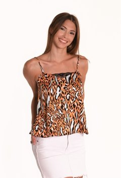 Blusa Camaguey - CHECA  Jeans