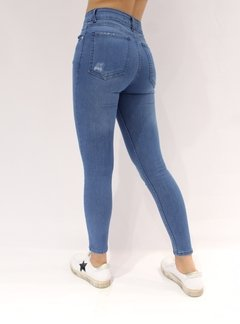 DENIM LEGGING MORGAN - comprar online