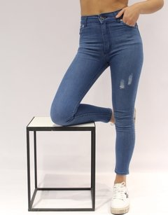 DENIM LEGGING MORGAN