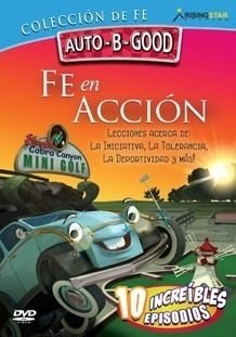 Auto-b-good / Fe En Acción - Dvd Original