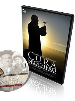 Vida Del Cura Brochero - Dvd Original + Novena Brochero