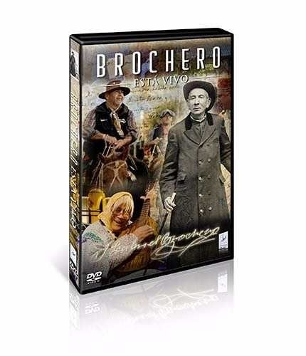 Brochero Está Vivo - Dvd Original