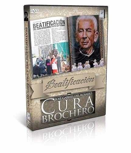 Beatificación Cura Brochero - Dvd Original