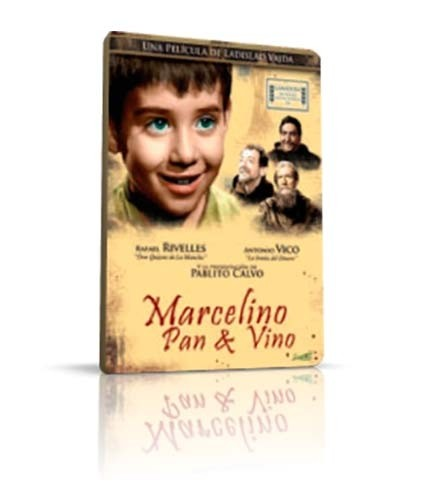 Marcelino Pan y Vino - DVD Original
