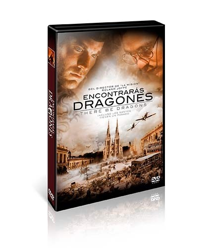 Encontrarás Dragones - Dvd Original