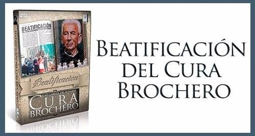 Beatificación Cura Brochero - Dvd Original - comprar online