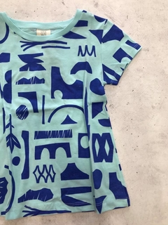 Remera Abstract - comprar online