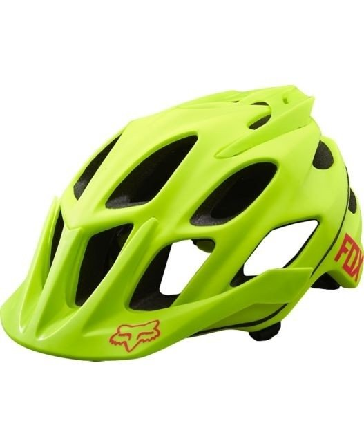 Capacete Tam (S/M) Flux Optik Fluo Amarelo Fox na internet