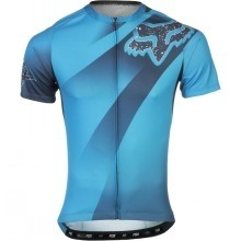 Camisa Tam (M) Bike Livewire Descent 15 Azul Fox
