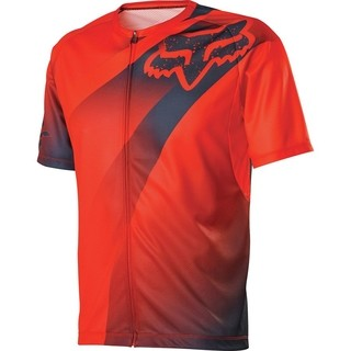 Camisa Tam (L) Bike Livewire Descent 15 Vermelha Fox