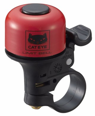 Campainha PB800 Limit Red Cateye - comprar online