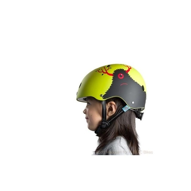 Capacete Infantil Little Nutty Monsters Nutcase na internet