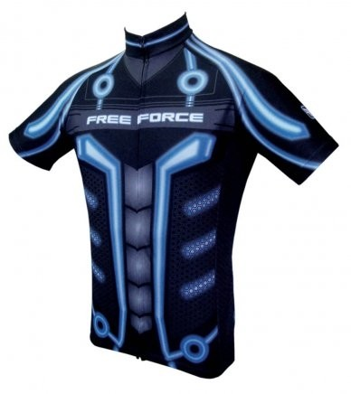Camisa Tam (M) Future Azul Free Force