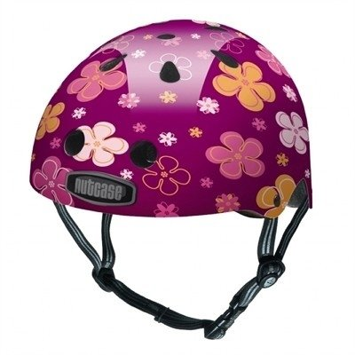 Capacete Infantil Little Nutty Purple NutCase