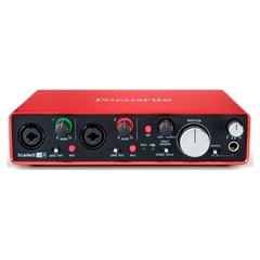 Interface de Audio Focusrite Scarlett 2i4 2ND - AC0326